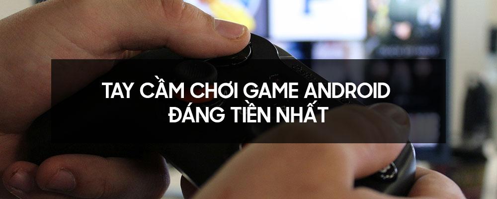 Tay cầm chơi game Android đáng tiền nhất - Thumb