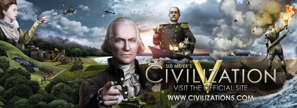 Game hay cho Laptop - Civilization V