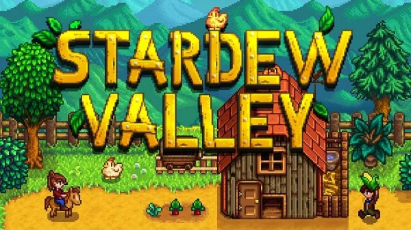 Game hay cho laptop - Stardew Valley