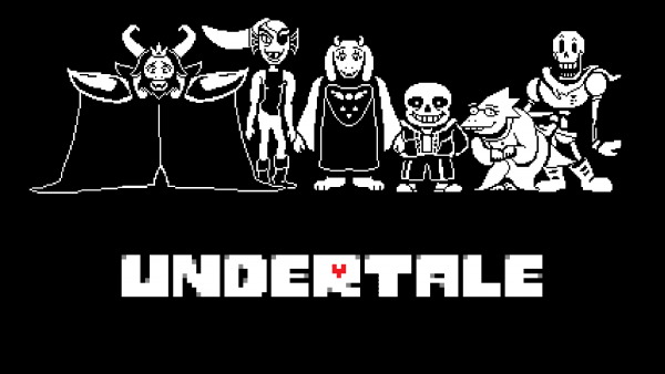 Game hay cho laptop - Undertale